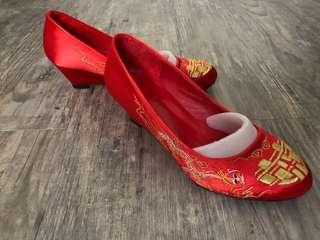 幸福傳承 36號褂鞋