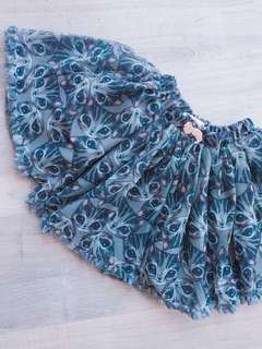 H&M👗Pom Pom Skirt