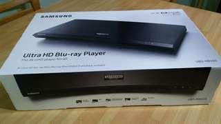 全新 Samsung 4K UHD 藍光影碟播放機(UBD-M8500) 西鐵線交收