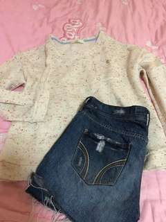 Knitted Sweater like new