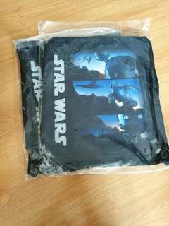 🆕 STAR WARS Drawstring Bag
