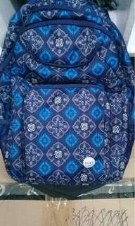 Roxy bag pack(new) with tag