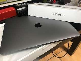 MacBook Pro 2017 128g notb