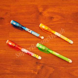 Invisible Pen ( Pen contek tinta pulpen ajaib ballpoint bolpen bolpoint