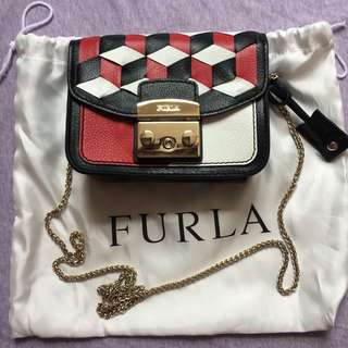 Furla metropolis mini handbag