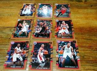 Panini Donruss NBA Cards SET