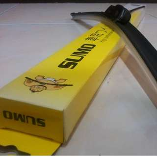 PREMIUM SILICON WIPER BY SUMO