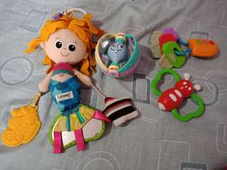 Take all Infant toys sf included w/in metro manila