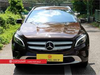 Mercedes-Benz GLAClass GLA180