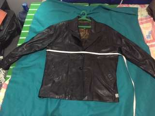 Styled Italian Genuine Leather Jacket (womens)