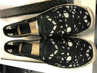 Authentic Tory burch espadrilles! Sale! Sale! Sale!
