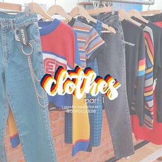 INSTOCK CLOTHES <3