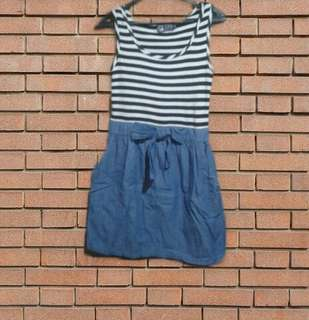 Just G Denim Dress