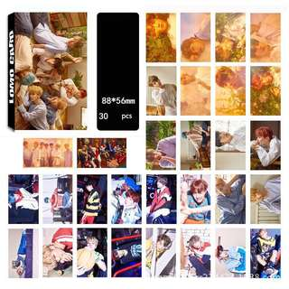BTS Lomocards 01