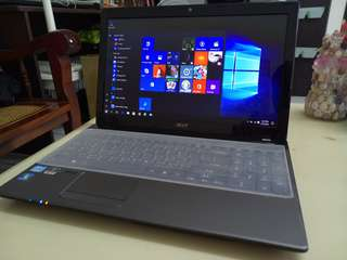 Acer 15.6inch/win7/4Gb/500Gb hdd/i3/Gaming