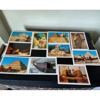 Post Cards - Egypt