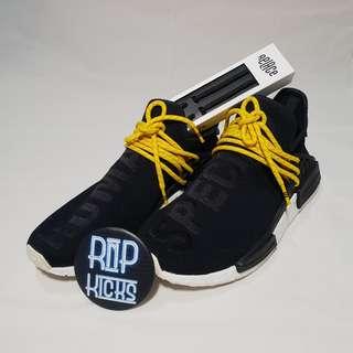 [RnP Kicks] Adidas NMD Pharrell (Human Species Black)