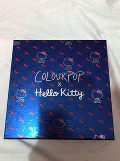 Colourpop X Hello Kitty face kit