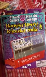 Hangin' harry