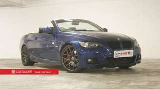 BMW 3 Series 335i Convertible M-Sport