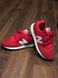 NEW BALANCE 247 (RED)