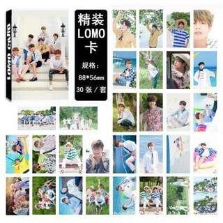 BTS Lomocards 04
