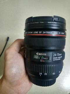 Canon 24-70 f/4 L IS USM (9.9/10)
