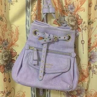 Samantha Thavasa 粉紫色 背包
