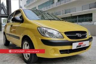 Hyundai Getz 1.4A 5DR