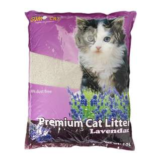 Cat litter Nego many different scent