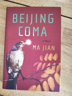 "Book ""Beijing Coma"" by Ma Jian (clearance)"