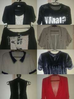 Pre loved womens clothes
