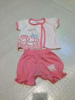 Baby girl sets