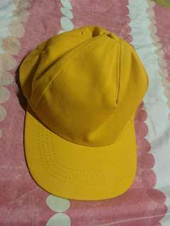 Honey Yellow Cap