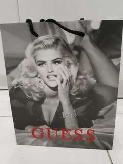 Guess paperbag Girl S