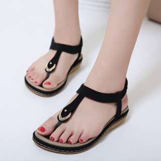 Floral Slipper Sandals
