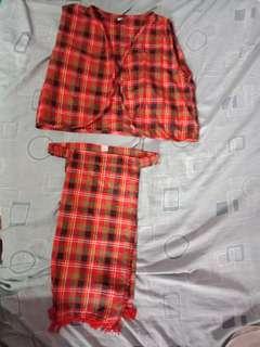 Ifugao costume 3-5yrs old sf included w/in metro manila
