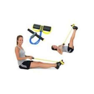 Elastic Reduce Belly Pull Fitness Rope