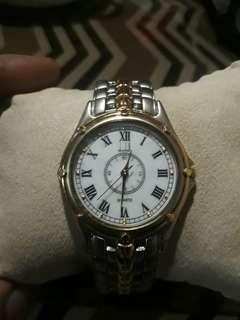 Preloved Dunhill watch