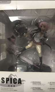Spica Pvc Figure with Litghup Function