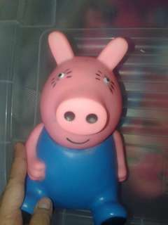 George of Peppa Pig