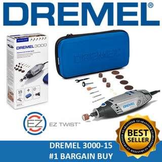 DREMEL 3000-15 Rotary Tool Grinder