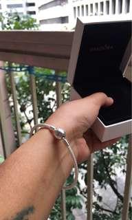 Pandora Mesh Bracelet (Guaranteed Authentic from US)