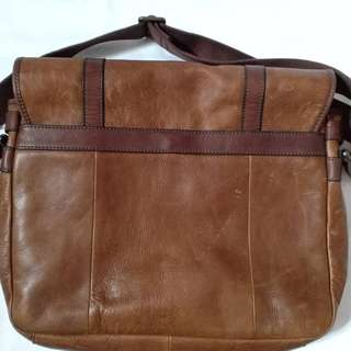 FOSSIL POSTMAN BAG