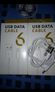Kabel data i phone 6