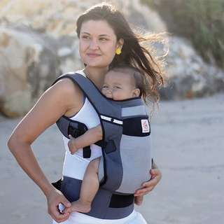 Ergo baby carrier original from mamapanda