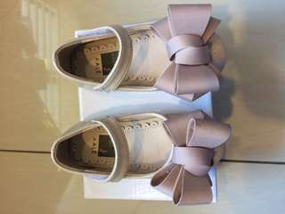 BOW KIDS SHOES