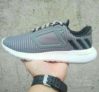 Adidas cloud foam sport grey white