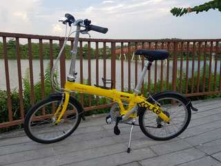 Dahon Foldable Bicycle