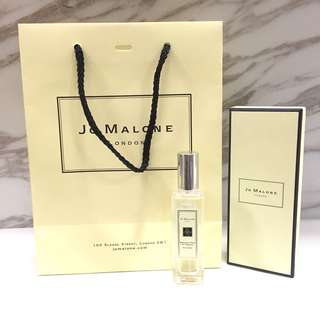 100% Authentic Jo Malone English Pear & Freesia perfume in Like New Condition